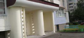 """Працівники ПП """"Благоустрій"""" здійснили ремонт входів у будинку на вулиці Київській, 9"""