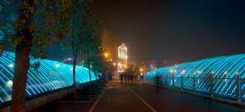 З 6 липня аераційний фонтан на Тернопільському ставі працюватиме цілодобово