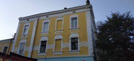 У будинку на бульварі Шевченка пофарбували фасад