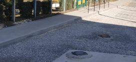 Ремонтують міжквартальний проїзд на вулиці Вербицького, 6 – Вербицького, 8