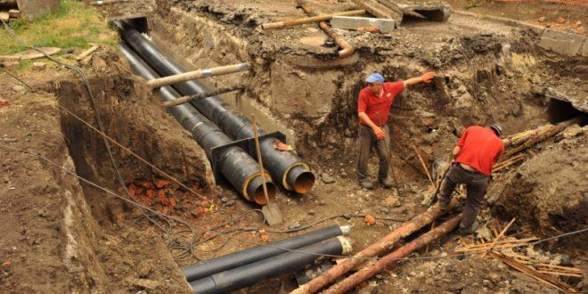 У Тернополі триває комплексна реконструкція мереж теплопостачання