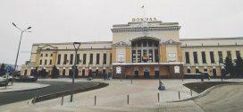 Основні роботи з реконструкції Привокзальної площі у Тернополі уже завершені