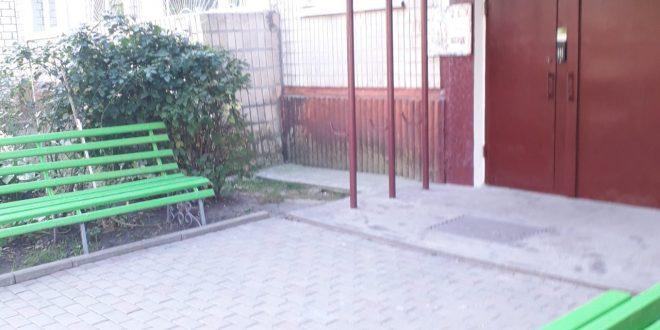 """У будинку на Лепкого, 9 працівники ПП """"Люкс"""" здійснили комплекс робіт"""