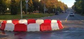 У Тернополі на перетині вулиць Корольова- Купчинського влаштовано круговий рух транспорту