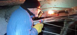 """Працівники ПП """"Вікторія – М"""" проводять ремонт та заміну запірної арматури"""