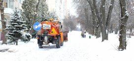 Прибирання міста взимку здійснюється відповідно до Дорожньої карти утримання шляхово-мостового господарства м. Тернополя в зимовий період