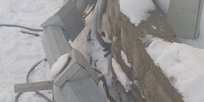 У Тернополі розшукують зловмисника, який пошкодив та обікрав аераційний фонтан