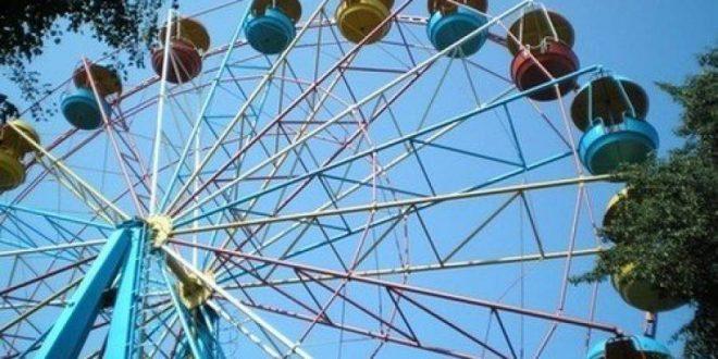 9 травня відкривається сезон роботи атракціонів у тернопільських парках